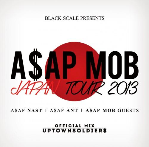 A$AP MOB JAPAN TOUR Official MIX